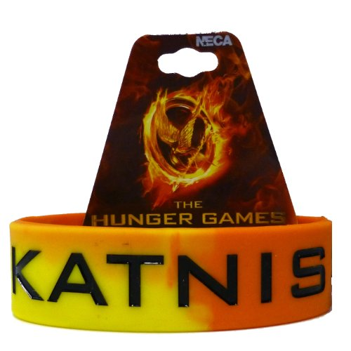 Bracelet - The Hunger Games Girl On Fire - Katniss