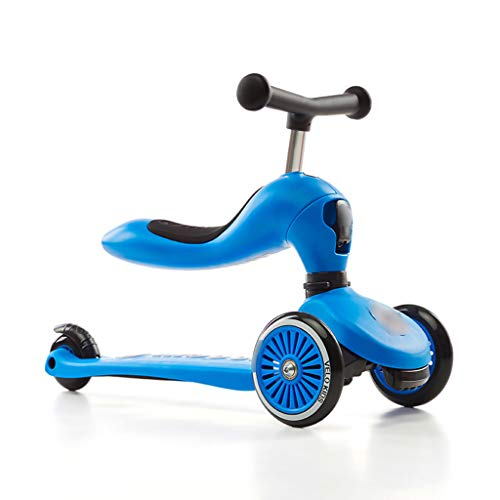 Buy Kick Scooters Scooter Scooter Children's Scooter Three-in-one Single-Foot Child Pedal Scooter Ad...