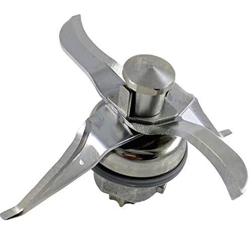 ASP Robot Cuchilla de Repuesto Compatible con Robot de Cocina Thermomix® TM5 Vorwerk