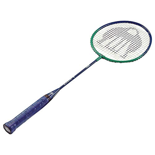 Badminton Schläger, Badmintonschläger, Federballschläger, Federball Spiel, 66 cm