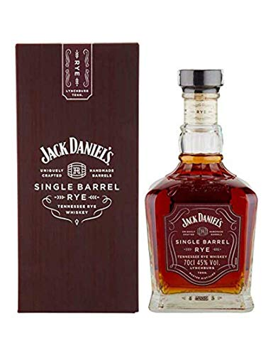 Jack Daniels Single Barrel Rye 0,7 Liter 45% Vol.
