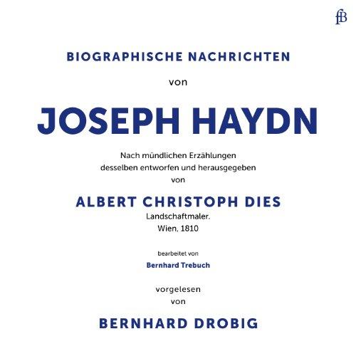 Biographische Nachrichten von Joseph Haydn cover art