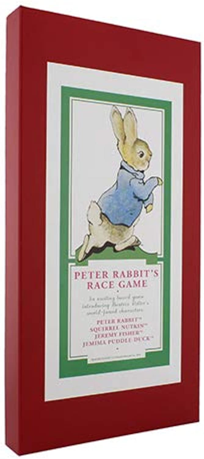 Milly & Flynn Limited Edition Peter Rabbit Race Game