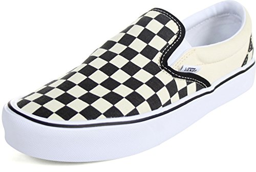 Vans Classic Slip-On, Black Off White Checkerboard Size 7 Women/5.5 Men