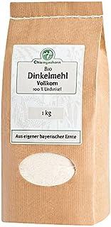 Chiemgaukorn Bio Dinkelmehl Vollkorn 1 kg, Urdinkel