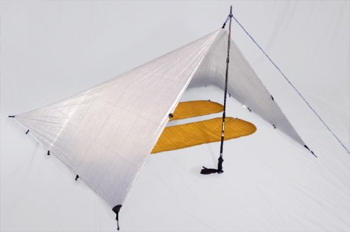 Hyperlite Mountain Gear Flat Tarp-White-Medium