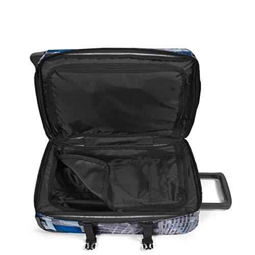 Eastpak TRANVERZ S Bagage Cabine, 51 cm, 42 liters, Multicolore (Chroblue)