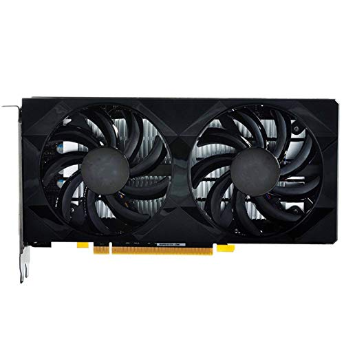 YANGLIYU Gaming Graphics Card Fit for XFX Video Card RX 560 4GB 128Bit GDDR5 RX 560D Graphics Cards for AMD RX 500 Series VGA Cards RX560 470 570 460 580 480 Video Card (Color : Style D)