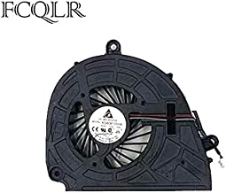 FCQLR New CPU Fan Compatible for Packard Bell Easynote LS44HR TE11HC LS13HR F4211 Q5WTC TSX66-HR TE11BZ TSX62 Laptop Cooli...