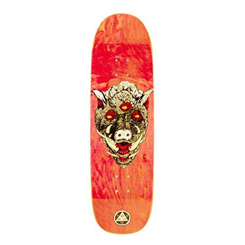 Welcome Skateboards Skateboard-Brett / Deck, 23 cm
