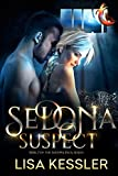 Sedona Suspect: Southwestern Paranormal Romance with Shifters, Psychics, and Secrets (Sedona Pack Book 7) (Kindle Edition)