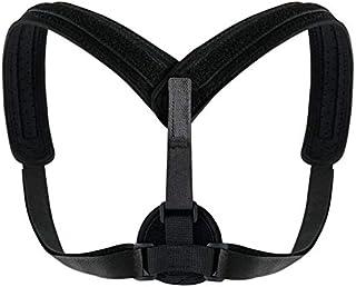 حزام تصحيح وضعية الظهر قابل للتعديل لدعم عظام الترقوة والعمود الفقري والكتف الخلفي والفقرات القطنية لمنع التقوس