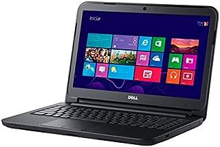 NoteBook Dell Inspiron 3437 Intel Core i5 4200u 4gb Hd 1Tb Windows 10 Pró / Preto / Semi - Novo /