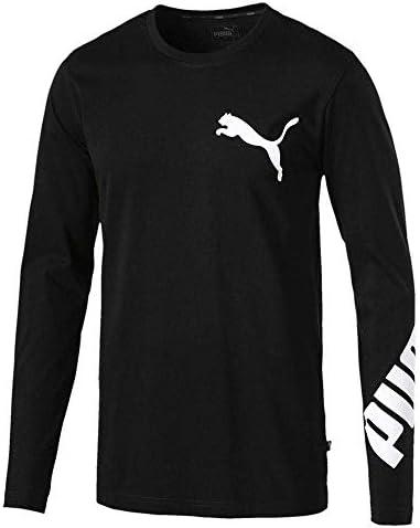 Puma Camiseta de Manga Larga para Hombre