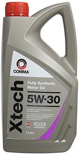 Comma XTC2L XTech 5W-30 Synthetisches Motoröl 2L