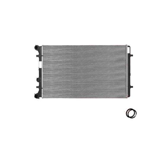 Van Wezel 3002129 radiador de refrigeración