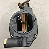 SherryBerg carburettor carby carb for Rochester 1-barrel 1963-1967 FOR Chevy & GMC Pick-Up Carburetor 235 ENGINE MANUAL CHOKE