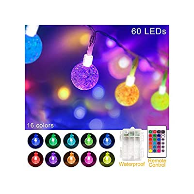 Cosumina Fairy Lights Indoor String Light Twinkle Lights with Remote for Bedroom Wedding Garden Patio Party Decorative Lighting Christmas Light Holiday Decoration