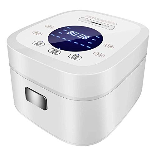 Generic002 Fully Automatic Desalting Meter Rice Cooker, Household Multifunctional Sugar-reducing Rice Cooker, Rice Soup Separation 3L Intelligent Health Care Low Sugar Rice Cooker (Size : 5L)