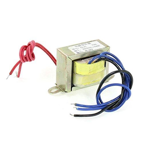 EI-41 modelo de entrada 220V 50Hz AC 18V doble salida del transformador de corriente 5 VA