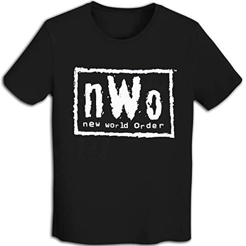 HINSKENNY ニュー・ワールド・オーダー NWO New World Order Tシャツ 人気 おしゃれ 通気 メンズ レディー...