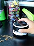 Cute Mini Corner Desk Table Dust Vacuum Cleaner Sweeper
