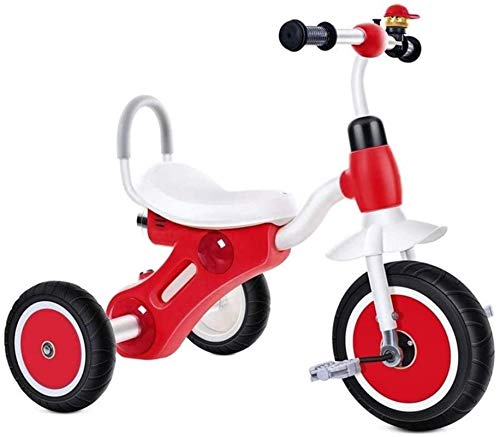 Niñas y niños Niños Freestyle Bicicleta Triciclo para niños, Bicicleta para niños para niños y niñas, Indoor Niños Preescolar Bicicleta Niños Juguete Bicicleta Seguridad Pedal Bicicleta