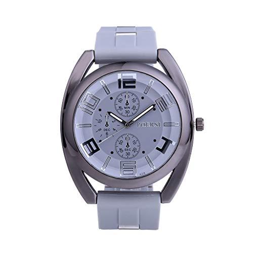 Relógio masculino AxiBa Fashion Quartzo Relógio masculino ultrafino à prova d'água