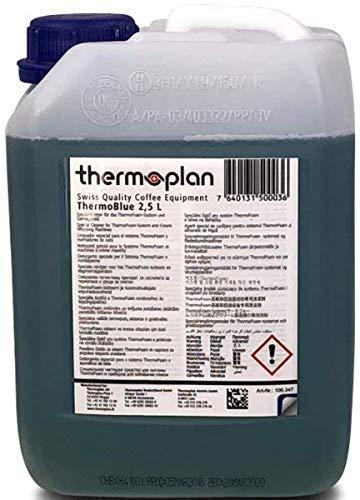Thermoblue (2,5 Liter) Milchreiniger für Black&White Kaffeemaschinen, Foamer, Foamino und Sahnemaschinen von Thermoplan