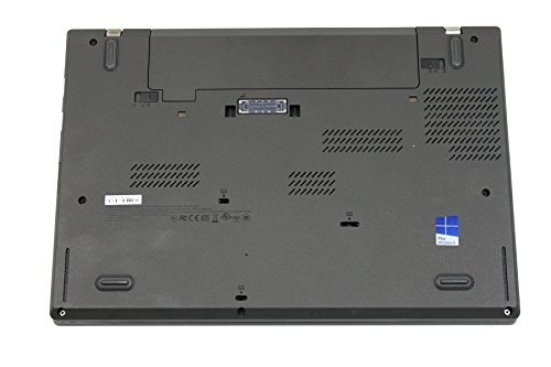 2017 Lenovo Thinkpad T440 Ultrabook, 14 Inch Display, Intel Core 4th Gen i5-4300U 1.9GHz, 8GB RAM, 500GB, 720p Camera, USB 3.0, WiFi, Windows 10 Professional (Certified Refurbished)