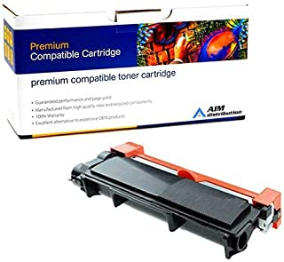 AIM Compatible Replacement for Brother TN-660X Jumbo High Yield Toner Cartridge (5200 Page Yield) - Generic