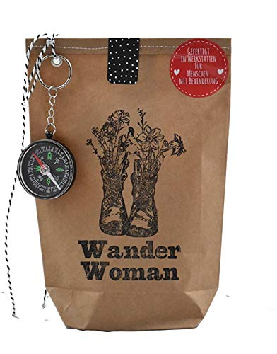 Wundertüte für Erwachsene Typentüte viele Themen (Wanderer Frau)