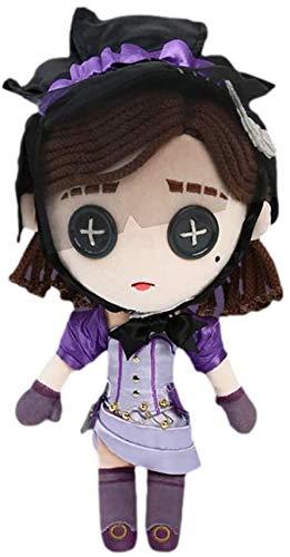 NC001 para Identity V Game Character Dress Up Series Doll Lovely Stuffed Plush Doll/Perfumer-Vera Nair Restauración vívida y Realista de los Personajes del Juego Coleccionable