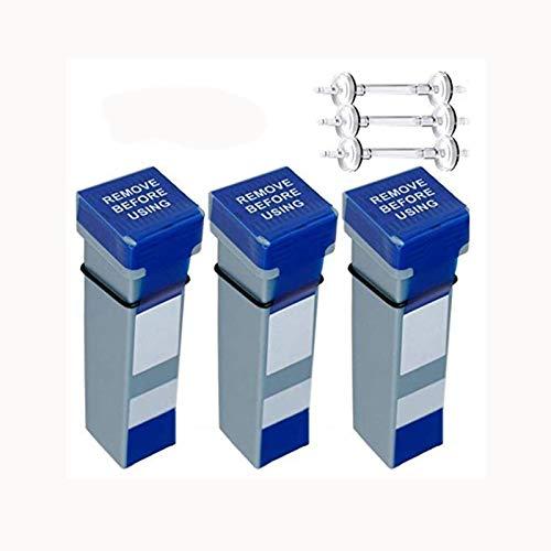 Eight O'Clock Filter Cartridge, CPAP-Filter Set Geeignet für SoClean 2, enthält 3 Filterpatronen und 3 Rückschlagventile