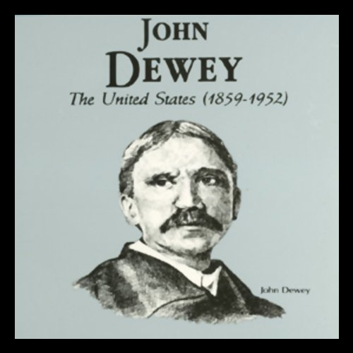 John Dewey audiobook cover art