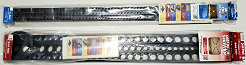 Bundle 2 Items: Quick Pitch Mortar Bed Kit (QPK-101) & Pre Pitch Mortar Bed Kit (STD-201)
