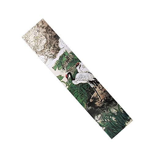 Skateboard Griptape 24,9 x 119,9 cm, bunte Explosionsfarben, Halo Painting Funny Graffiti Katzen Anti-Rutsch-Schleifpapier Longboard Roller Griptape Sticker 0605 C