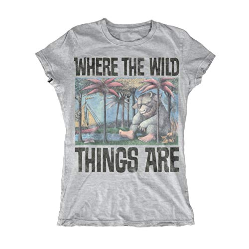 Beats & More Where The WILD Things Are - Book Cover (Fitted) (XXL)