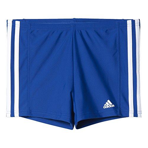 adidas Jungen Infinitex Badehose Infinitex, Blau (Collegiate Royal/White), 140 (Herstellergröße: 9-10 Jahre)
