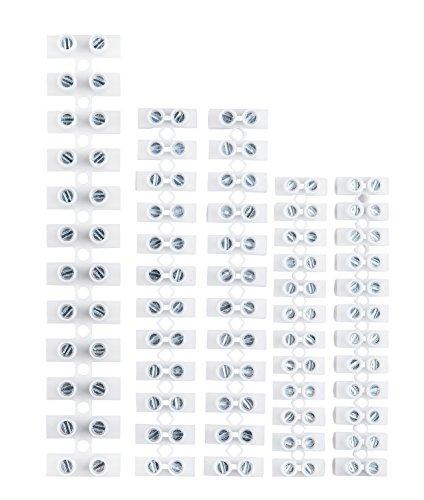 Connex–Clemas (5Unidades, de 12Pines Listones de sujeción, 5Unidades, coxb370390