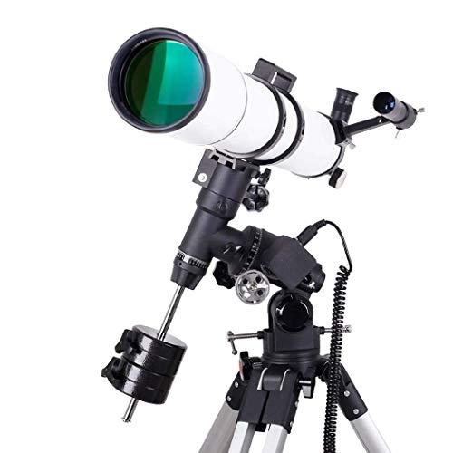 Distancia Focal 920 Mm, Espejo Buscador 6 * 30, Película Verde Multicapa, Telescopio Refractor Telescopio Telescopios...