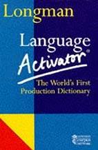 Longman Language Activator (LLA)