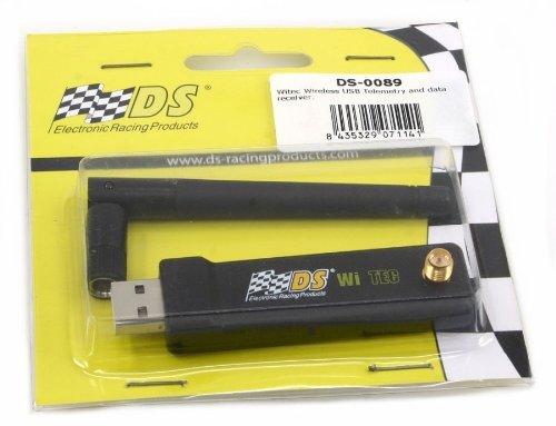 DDS® DS Racing WiTEC Récepteur USB de Télémétrie sans Fil