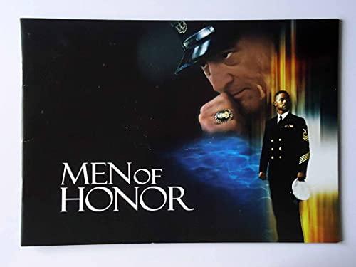 Men of Honor - Robert De Niro - Charlize Theron - Cuba Gooding Jr. - Presseheft