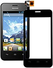 Nice For Huawei Ascend Y320 Touch Panel Digitizer(Black) Wtongw (Color : Black)