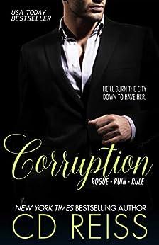 Corruption: A Mafia Romance (Drazen Family Box Set Book 2) by [CD Reiss]