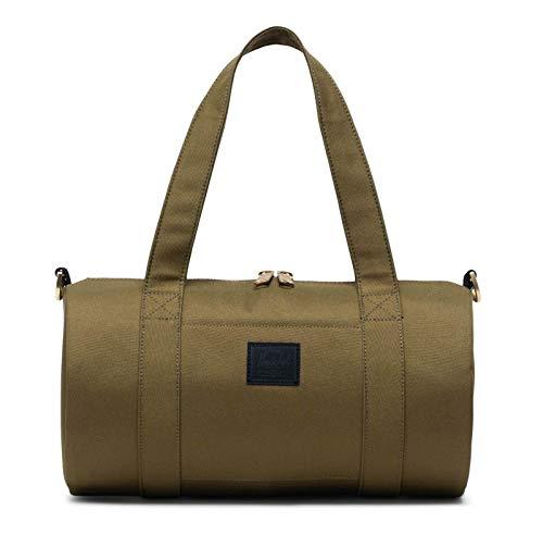 Herschel Sutton Duffel Bag, Khaki Green, Mini 7.0L