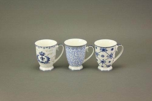 Kaffeebecher Delft Style, Preis für ein Stück, Auswahl trifft der Verkäufer