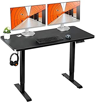 Elived Dual Motor Electric Height Adjustable Standing Desk