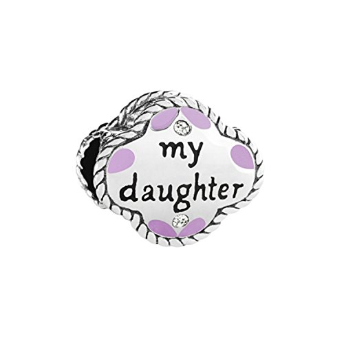 Charms Chamilia My Daughter, My Friends Charm 2025-1407